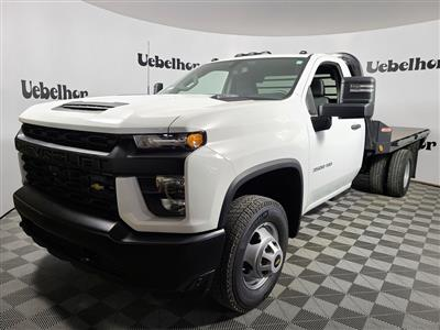 2020 Chevrolet Silverado 3500 Regular Cab DRW 4x4, Norstar Platform Body #ZT8404 - photo 1