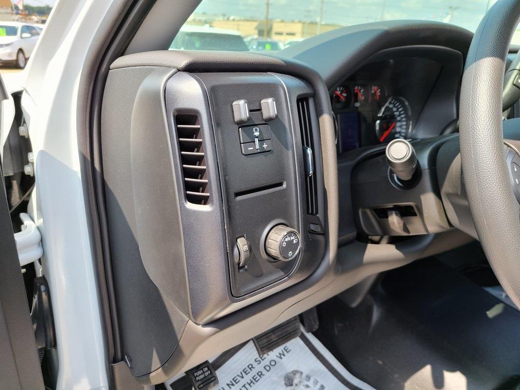 2020 Chevrolet Silverado 4500 Regular Cab DRW 4x2, Knapheide PGNB Gooseneck Platform Body #ZT8418 - photo 9