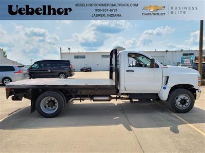 2020 Chevrolet Silverado 4500 Regular Cab DRW 4x2, Knapheide PGNB Gooseneck Platform Body #ZT8418 - photo 1