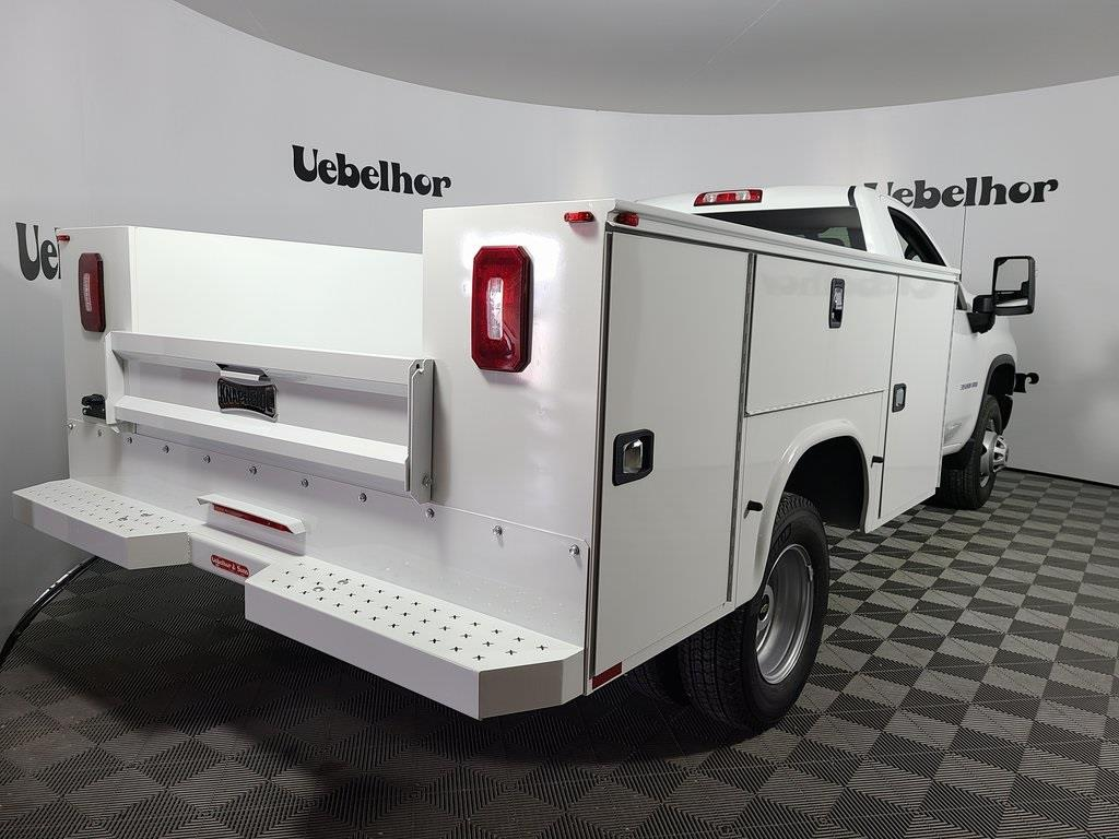 2020 Chevrolet Silverado 3500 Regular Cab DRW 4x4, Knapheide Service Body #ZT8426 - photo 5