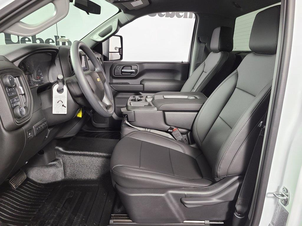 2020 Chevrolet Silverado 3500 Regular Cab DRW 4x4, Knapheide Service Body #ZT8426 - photo 8