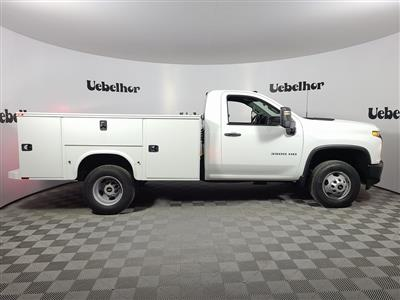 2020 Chevrolet Silverado 3500 Regular Cab DRW 4x4, Knapheide Service Body #ZT8426 - photo 3