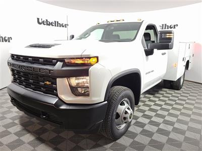 2020 Chevrolet Silverado 3500 Regular Cab DRW 4x4, Knapheide Service Body #ZT8426 - photo 1