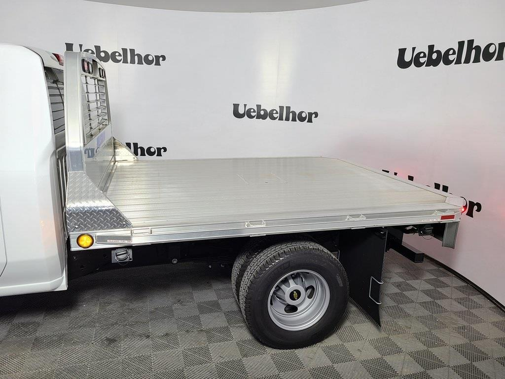 2020 Chevrolet Silverado 3500 Regular Cab DRW 4x2, Hillsboro Platform Body #ZT8452 - photo 5