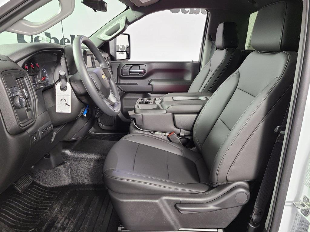 2020 Chevrolet Silverado 3500 Regular Cab DRW 4x2, Hillsboro Platform Body #ZT8452 - photo 9