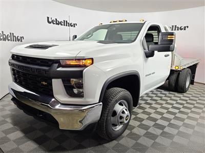 2020 Chevrolet Silverado 3500 Regular Cab DRW 4x2, Hillsboro Platform Body #ZT8452 - photo 1