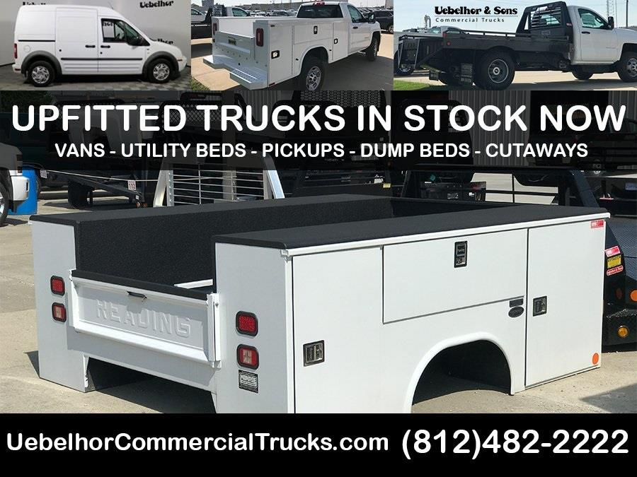 2020 Chevrolet Silverado 5500 Regular Cab DRW 4x2, Knapheide Steel Service Body #ZT8454 - photo 14
