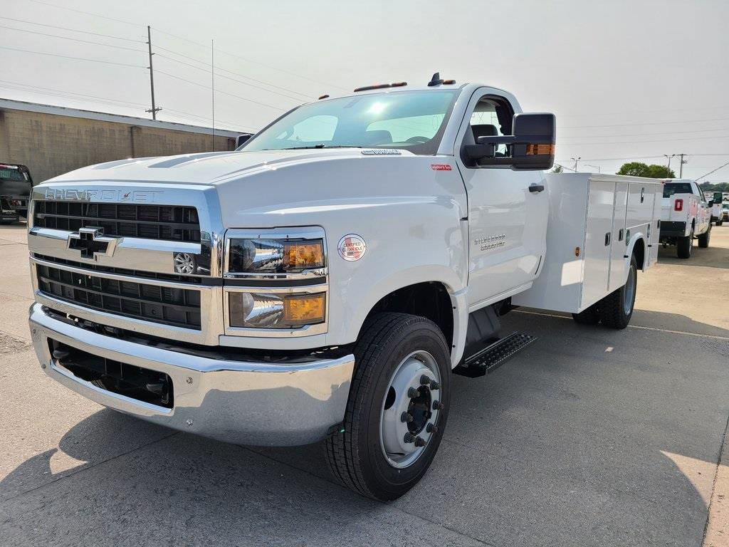 2020 Chevrolet Silverado 5500 Regular Cab DRW 4x2, Knapheide Steel Service Body #ZT8454 - photo 3