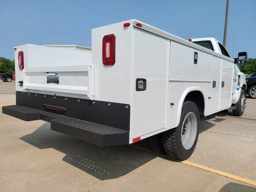 2020 Chevrolet Silverado 5500 Regular Cab DRW 4x2, Knapheide Steel Service Body #ZT8454 - photo 2