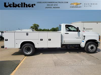 2020 Chevrolet Silverado 5500 Regular Cab DRW 4x2, Knapheide Steel Service Body #ZT8482 - photo 1