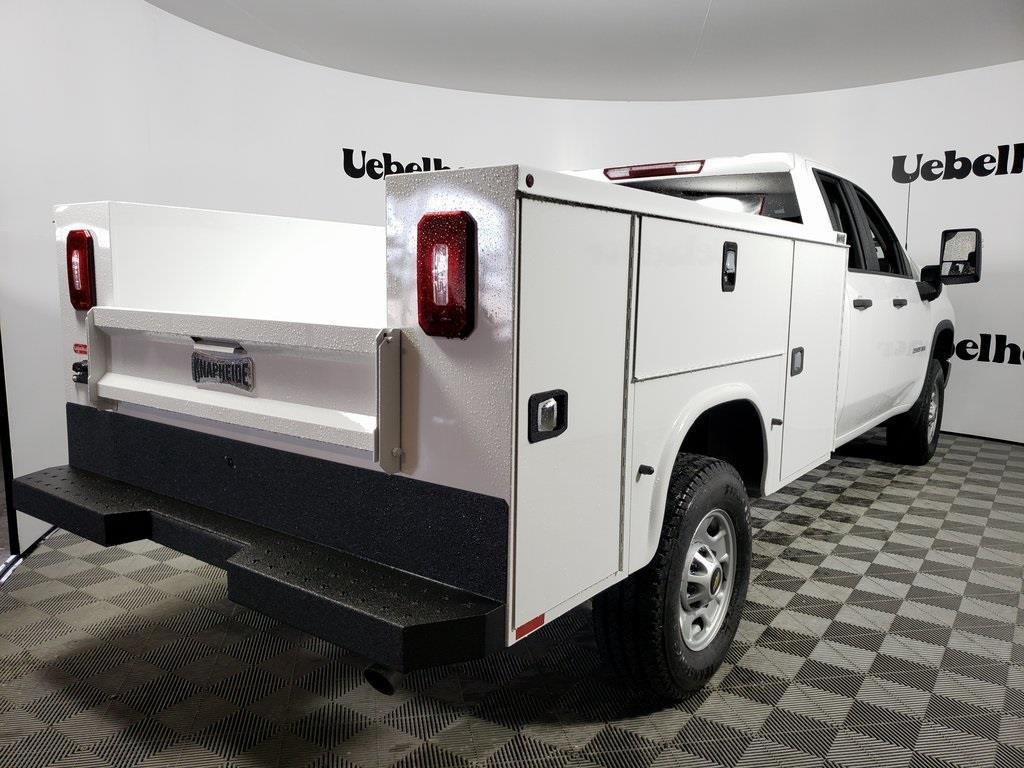 2020 Chevrolet Silverado 2500 Double Cab 4x4, Knapheide Steel Service Body #ZT8498 - photo 6