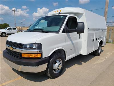 2020 Chevrolet Express 3500 4x2, Knapheide KUV Service Utility Van #ZT8600 - photo 3