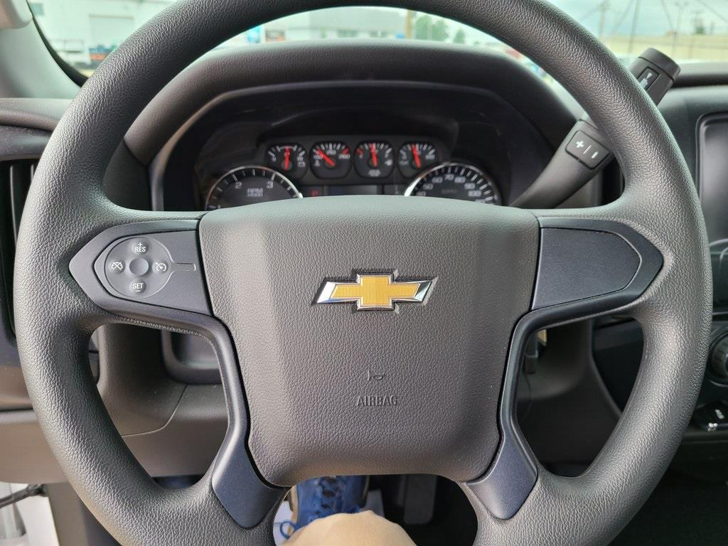 2020 Chevrolet Silverado 4500 Regular Cab DRW 4x2, Knapheide Drop Side Dump Body #ZT8601 - photo 10