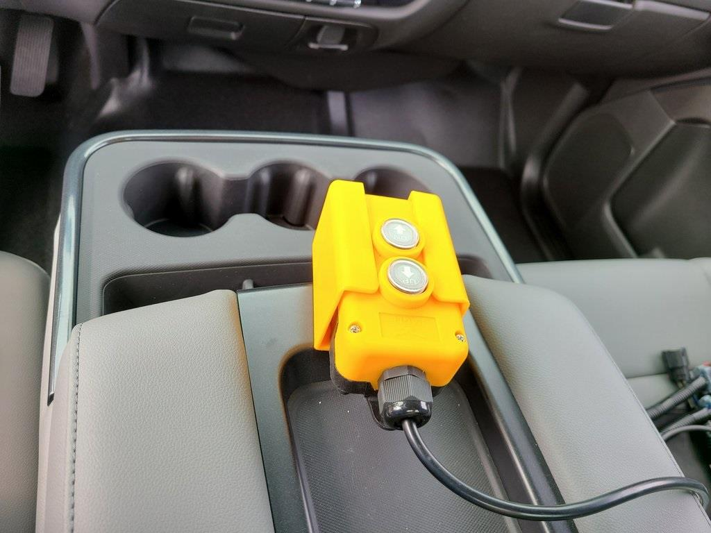 2020 Chevrolet Silverado 4500 Regular Cab DRW 4x2, Knapheide Drop Side Dump Body #ZT8601 - photo 13