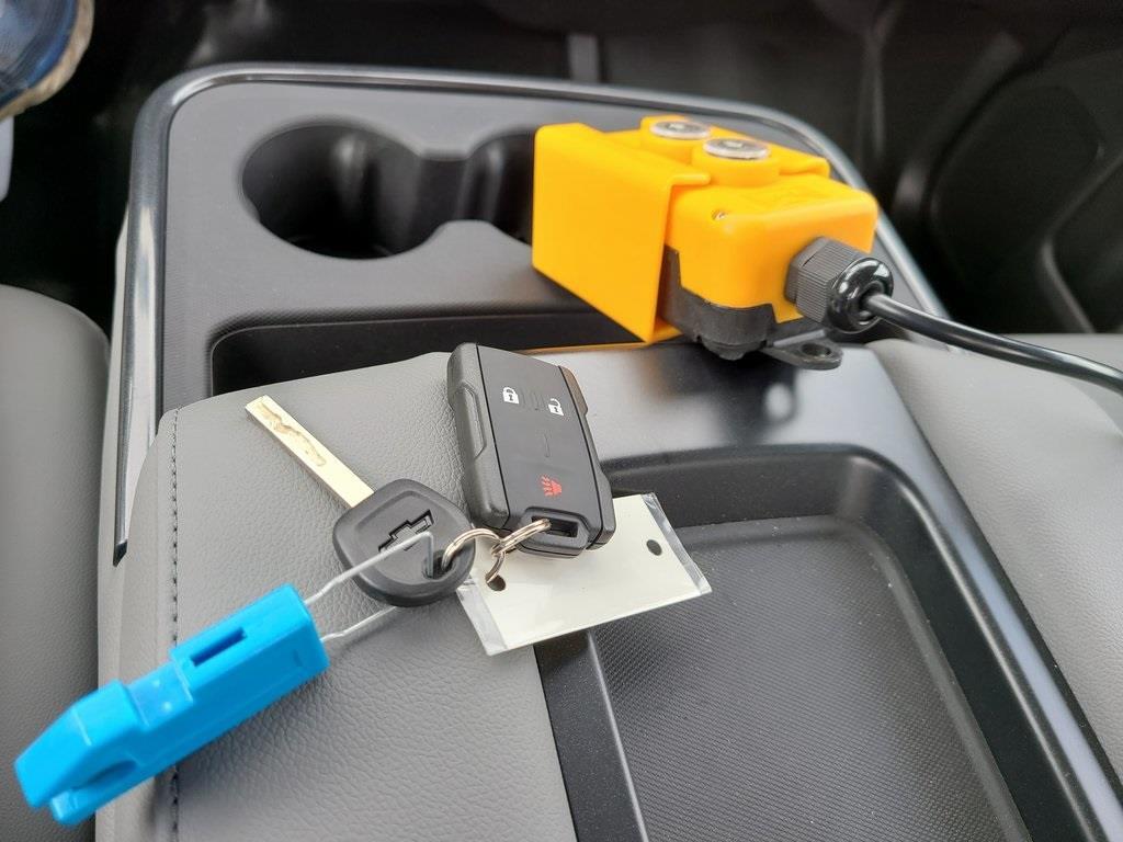 2020 Chevrolet Silverado 4500 Regular Cab DRW 4x2, Knapheide Drop Side Dump Body #ZT8601 - photo 15