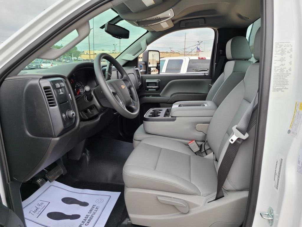 2020 Chevrolet Silverado 4500 Regular Cab DRW 4x2, Knapheide Drop Side Dump Body #ZT8601 - photo 8