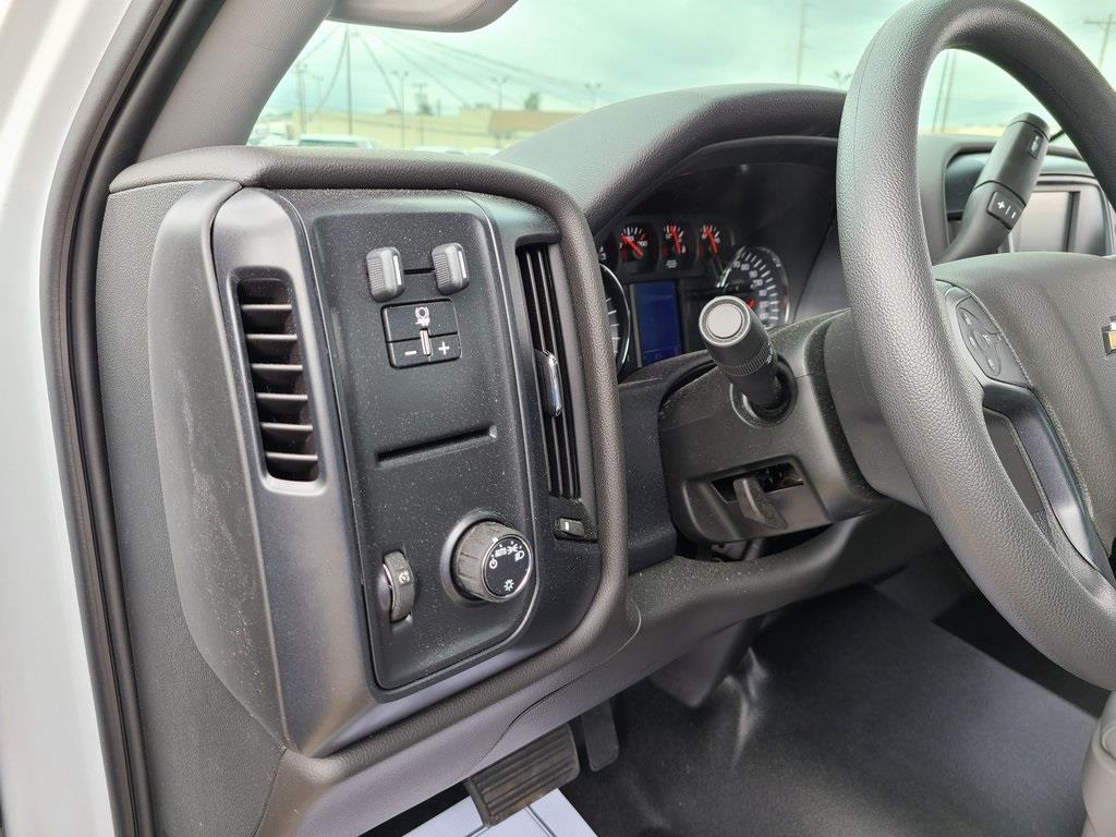2020 Chevrolet Silverado 4500 Regular Cab DRW 4x2, Knapheide Drop Side Dump Body #ZT8601 - photo 9