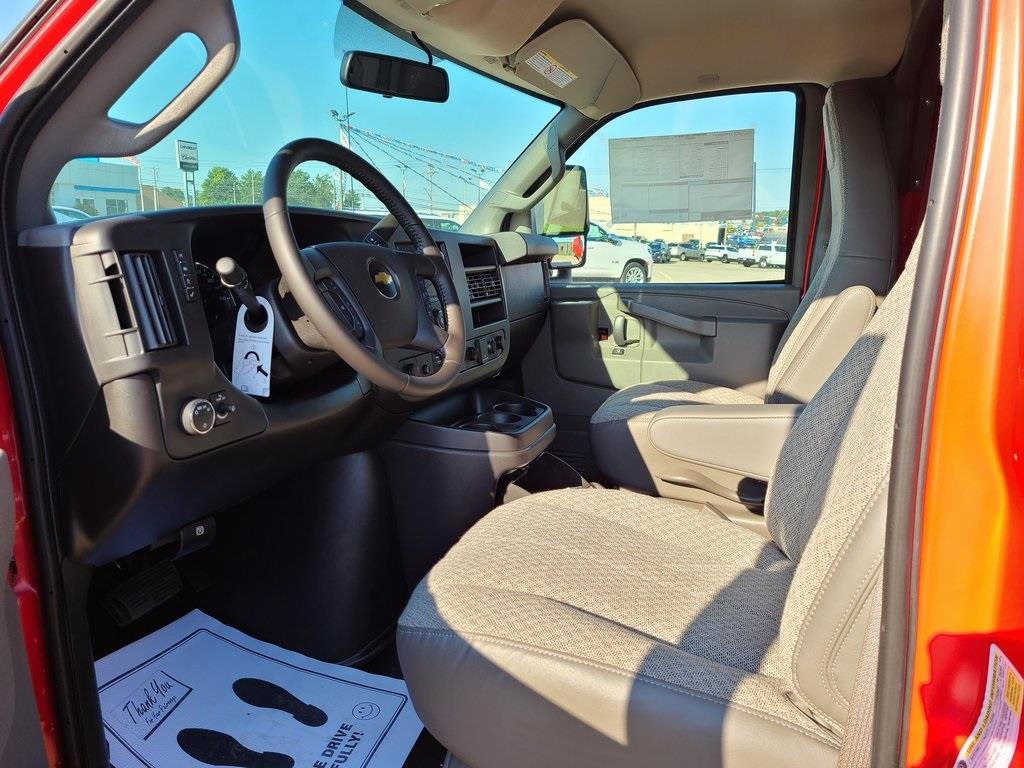 2020 Chevrolet Express 3500 4x2, Knapheide KUV Service Utility Van #ZT8628 - photo 9