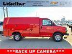 2020 Chevrolet Express 3500 4x2, Knapheide KUV Service Utility Van #ZT8628 - photo 1