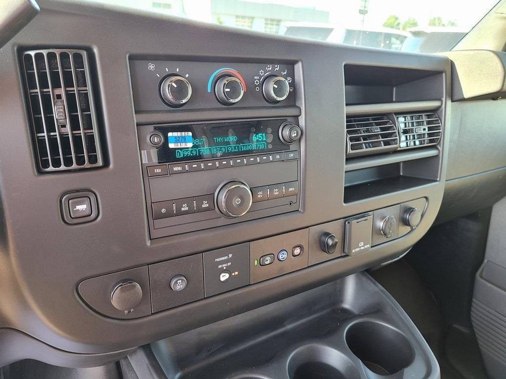 2020 Chevrolet Express 3500 4x2, Knapheide KUV Service Utility Van #ZT8629 - photo 11