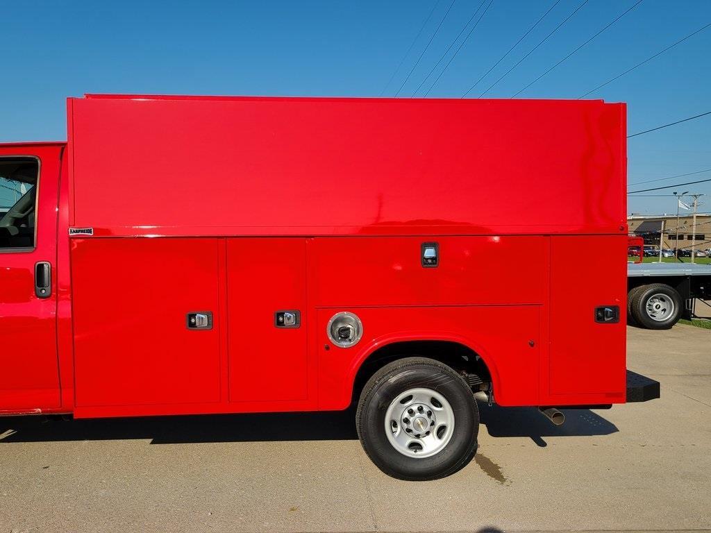 2020 Chevrolet Express 3500 4x2, Knapheide KUV Service Utility Van #ZT8629 - photo 5