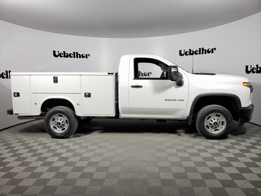 2020 Chevrolet Silverado 2500 Regular Cab 4x2, Knapheide Steel Service Body #ZT8726 - photo 3