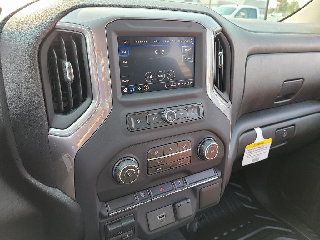 2020 Chevrolet Silverado 3500 Crew Cab DRW 4x4, Knapheide PGNB Gooseneck Platform Body #ZT8740 - photo 14