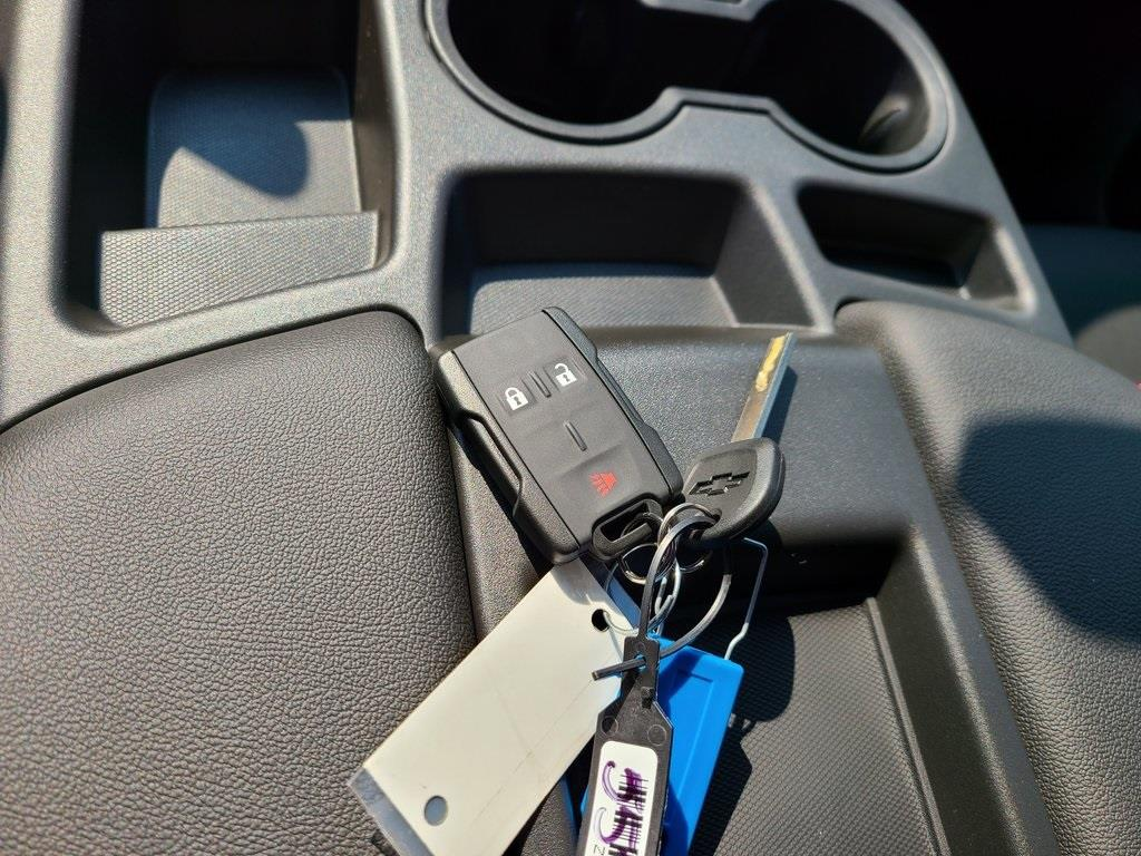 2020 Chevrolet Silverado 3500 Crew Cab DRW 4x4, Knapheide PGNB Gooseneck Platform Body #ZT8740 - photo 18