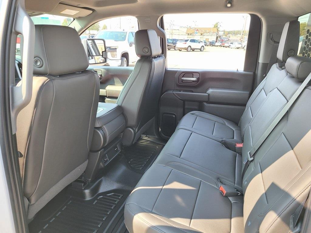 2020 Chevrolet Silverado 3500 Crew Cab DRW 4x4, Knapheide PGNB Gooseneck Platform Body #ZT8740 - photo 8