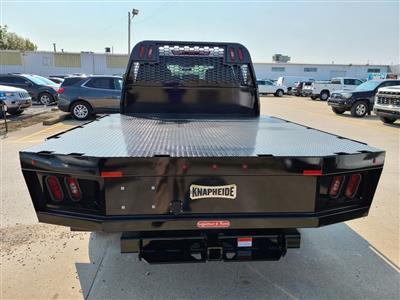 2020 Chevrolet Silverado 3500 Crew Cab DRW 4x4, Knapheide PGNB Gooseneck Platform Body #ZT8740 - photo 2