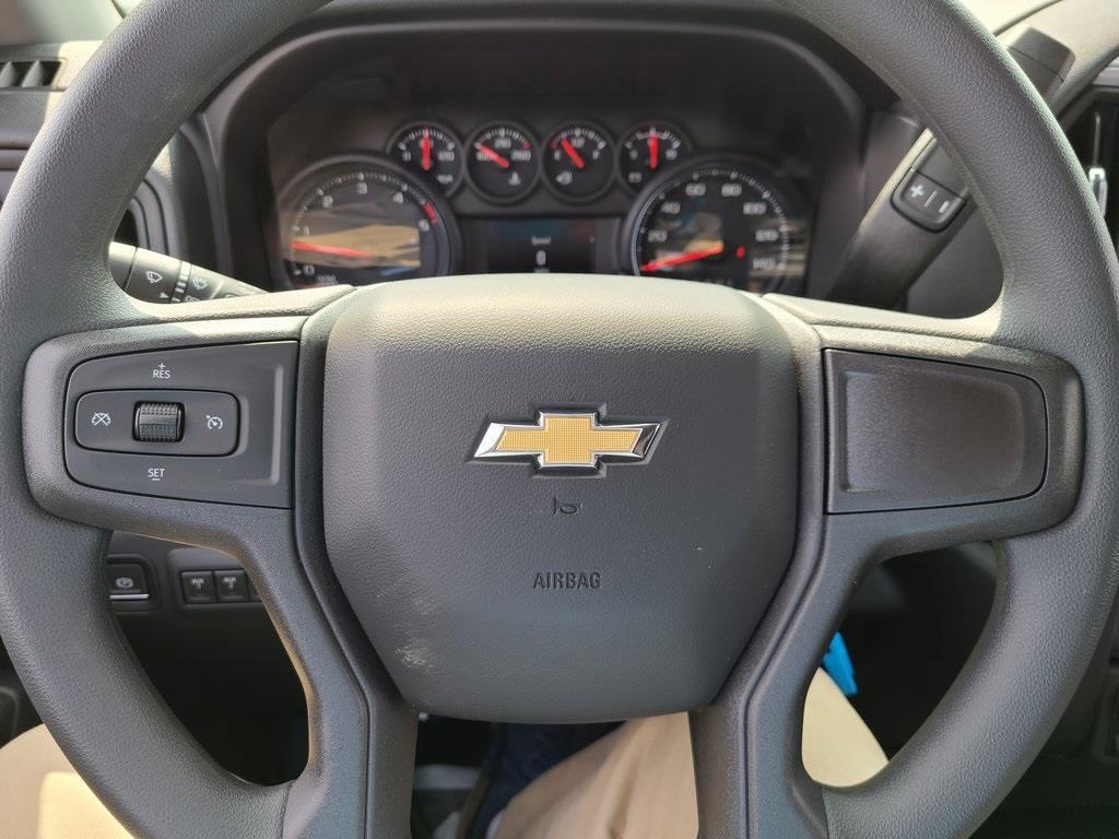 2020 Chevrolet Silverado 3500 Crew Cab DRW 4x4, Knapheide PGNB Gooseneck Platform Body #ZT8741 - photo 14