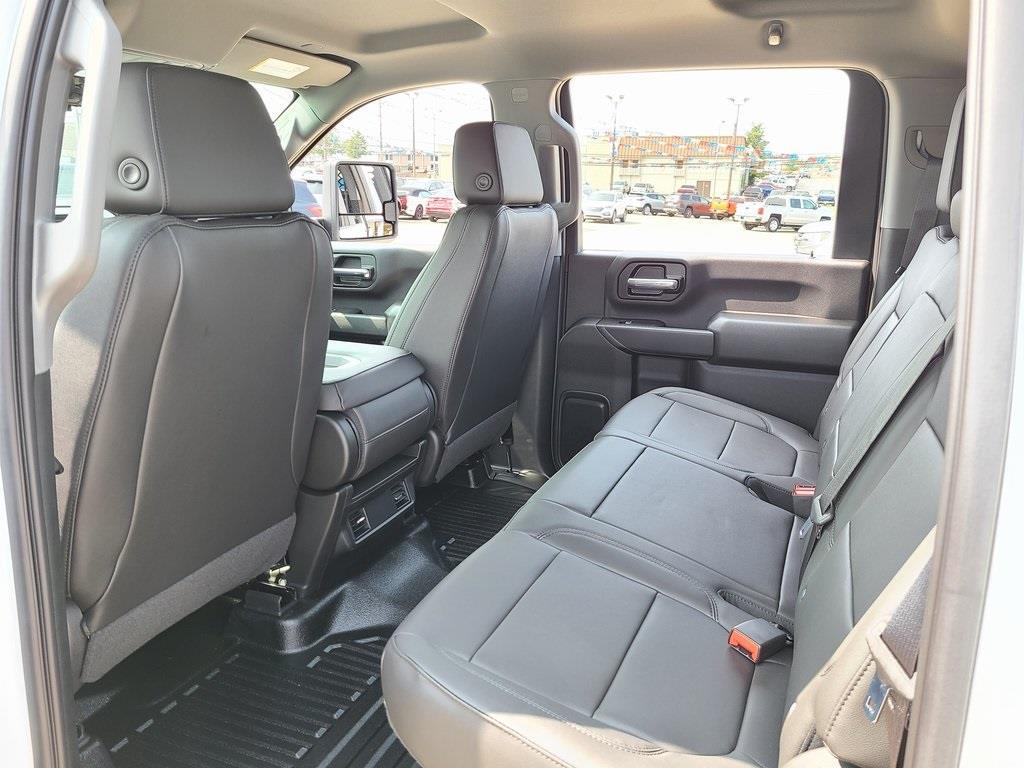 2020 Chevrolet Silverado 3500 Crew Cab DRW 4x4, Knapheide PGNB Gooseneck Platform Body #ZT8741 - photo 9
