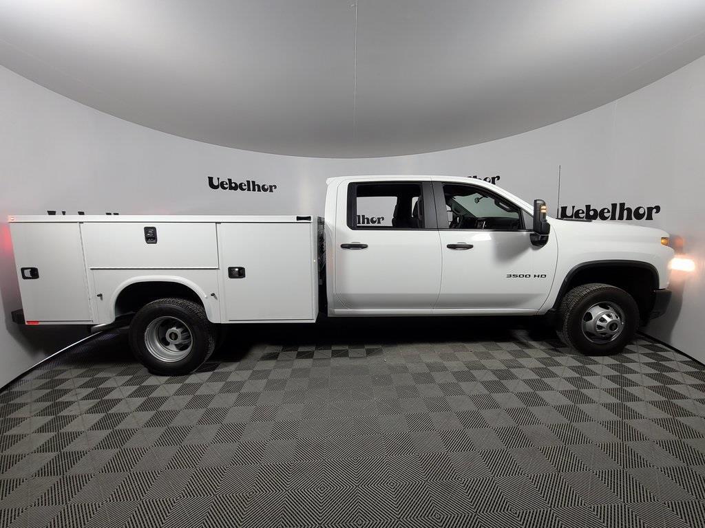 2020 Chevrolet Silverado 3500 Crew Cab DRW 4x4, Knapheide Steel Service Body #ZT8742 - photo 3