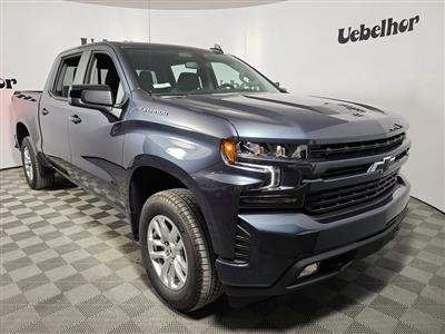 2020 Chevrolet Silverado 1500 Crew Cab 4x4, Pickup #ZT8774 - photo 3