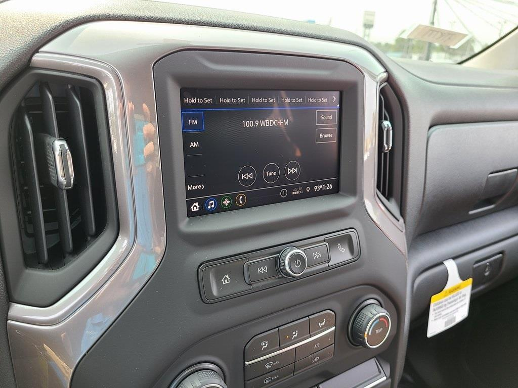 2020 Chevrolet Silverado 3500 Crew Cab DRW 4x4, Knapheide PGNC Gooseneck Platform Body #ZT8777 - photo 16