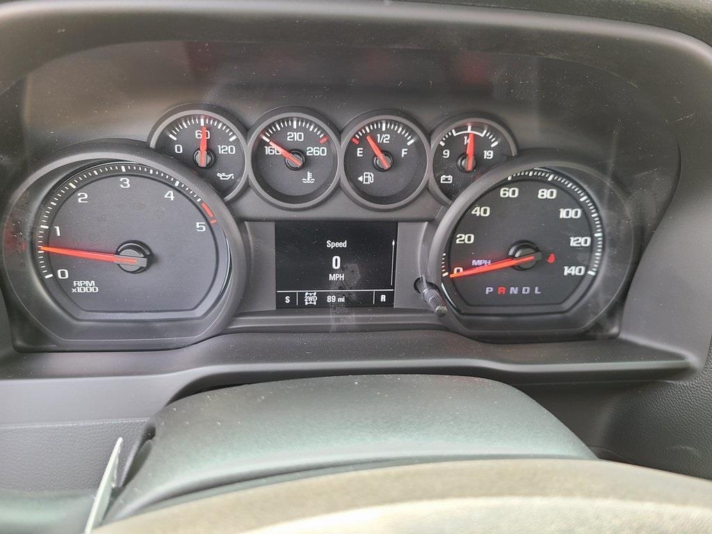 2020 Chevrolet Silverado 3500 Crew Cab DRW 4x4, Knapheide PGNC Gooseneck Platform Body #ZT8777 - photo 19