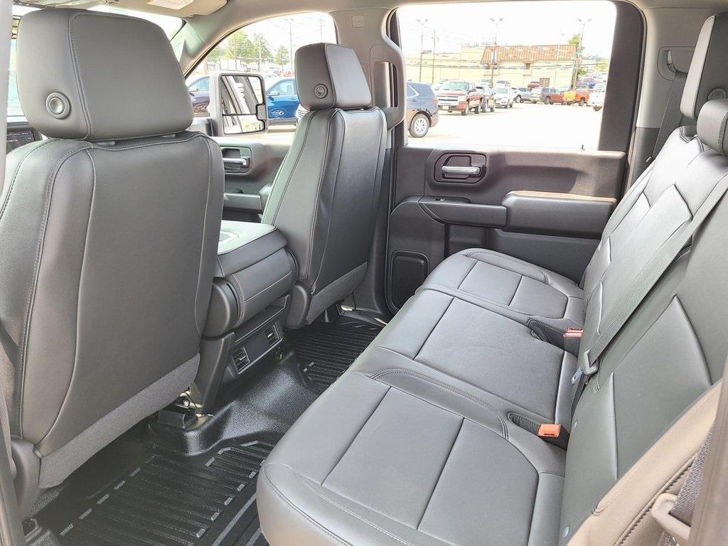2020 Chevrolet Silverado 3500 Crew Cab DRW 4x4, Knapheide PGNC Gooseneck Platform Body #ZT8777 - photo 9