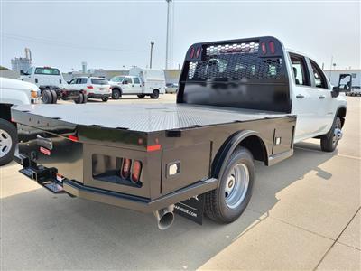 2020 Chevrolet Silverado 3500 Crew Cab DRW 4x4, Knapheide PGNC Gooseneck Platform Body #ZT8777 - photo 2