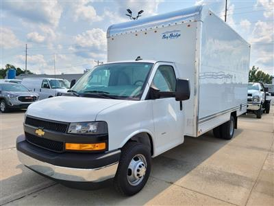 2020 Chevrolet Express 3500 4x2, Bay Bridge Cutaway Van #ZT8779 - photo 3