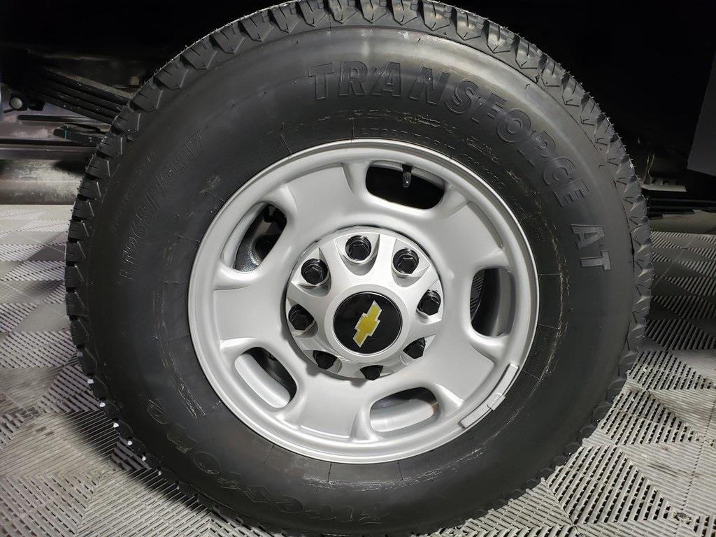 2020 Chevrolet Silverado 2500 Regular Cab 4x4, Knapheide Steel Service Body #ZT8787 - photo 7