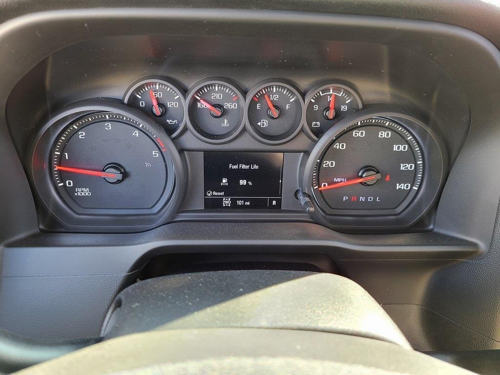 2020 Chevrolet Silverado 3500 Crew Cab DRW 4x4, Hillsboro GII Steel Platform Body #ZT8812 - photo 15