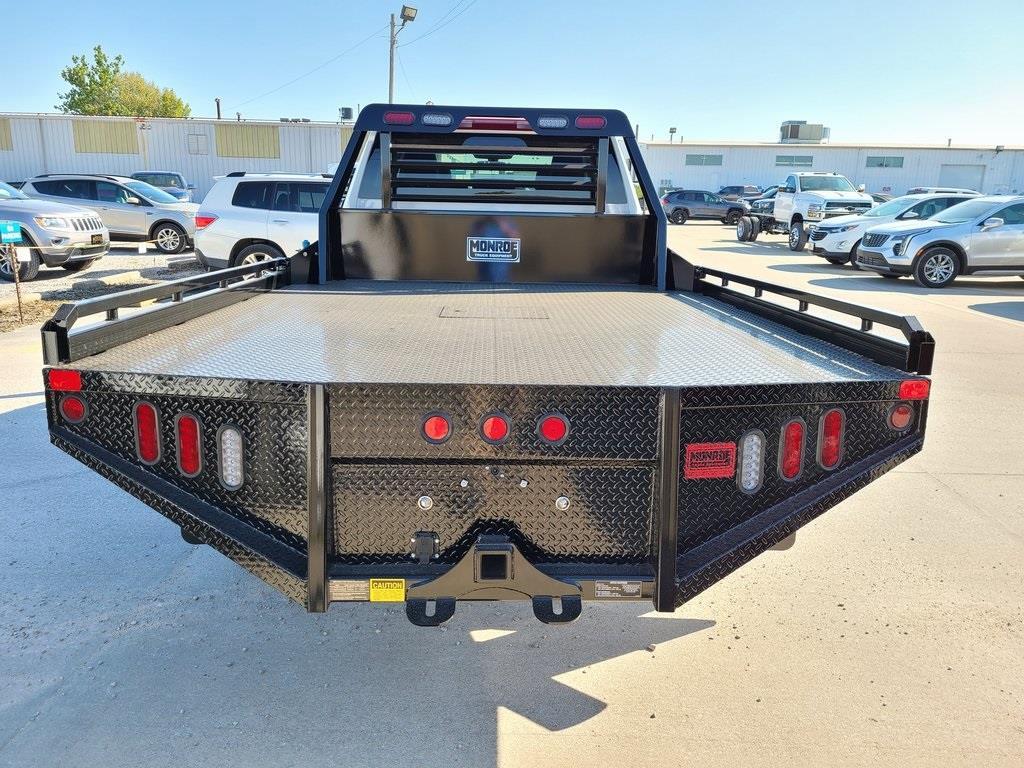 2020 Chevrolet Silverado 3500 Crew Cab DRW 4x4, Hillsboro GII Steel Platform Body #ZT8812 - photo 2