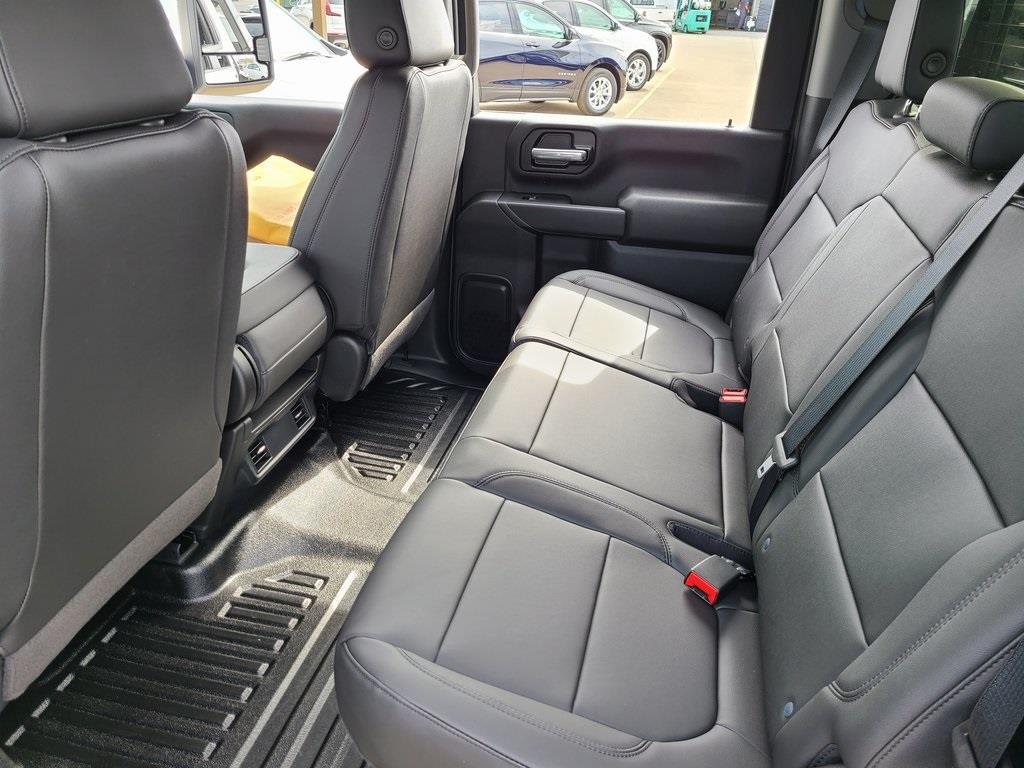 2020 Chevrolet Silverado 3500 Crew Cab DRW 4x4, Hillsboro GII Steel Platform Body #ZT8813 - photo 8