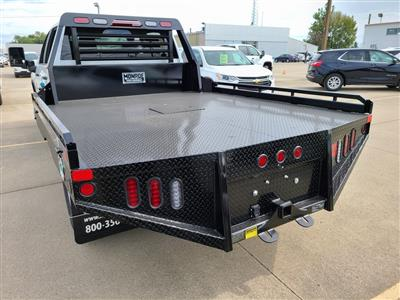 2020 Chevrolet Silverado 3500 Crew Cab DRW 4x4, Hillsboro GII Steel Platform Body #ZT8813 - photo 2