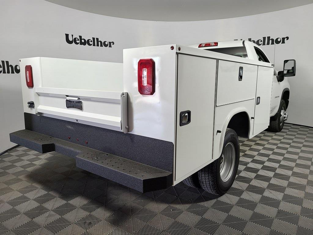 2020 Chevrolet Silverado 3500 Regular Cab DRW 4x4, Knapheide Steel Service Body #ZT8843 - photo 6