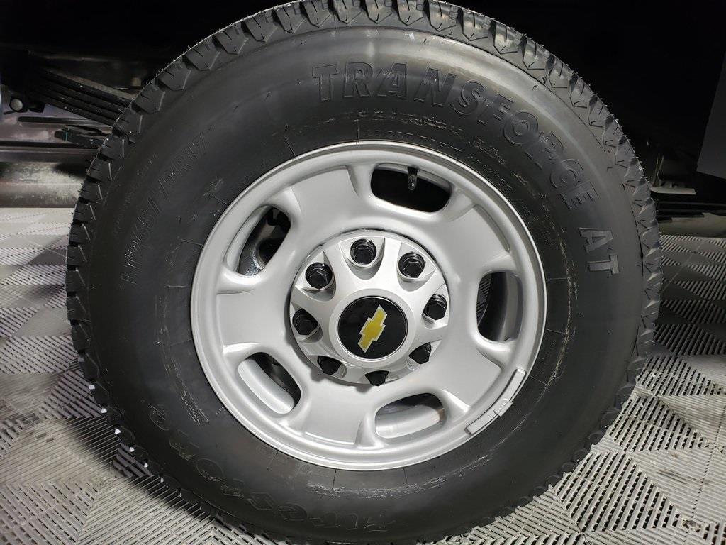 2020 Chevrolet Silverado 2500 Regular Cab 4x4, Knapheide Steel Service Body #ZT8897 - photo 7