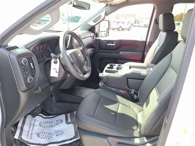 2020 Chevrolet Silverado 3500 Crew Cab DRW 4x4, Knapheide PGNB Gooseneck Platform Body #ZT8904 - photo 10