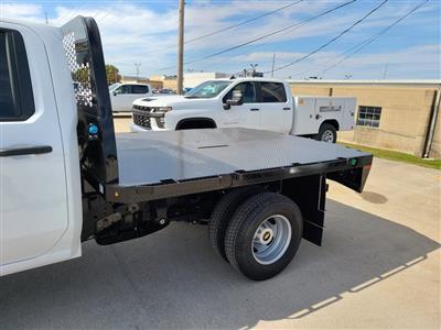 2020 Chevrolet Silverado 3500 Crew Cab DRW 4x4, Knapheide PGNB Gooseneck Platform Body #ZT8904 - photo 5