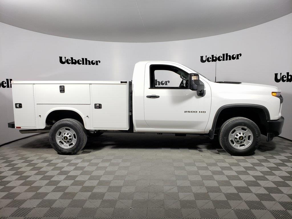 2020 Chevrolet Silverado 2500 Regular Cab 4x2, Knapheide Steel Service Body #ZT8928 - photo 3