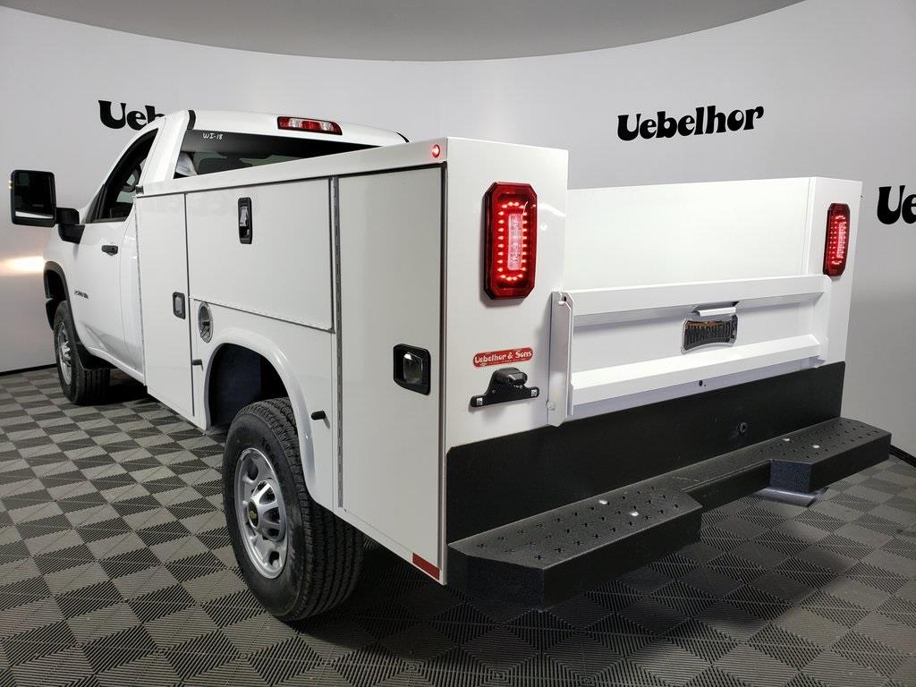 2020 Chevrolet Silverado 2500 Regular Cab 4x2, Knapheide Steel Service Body #ZT8928 - photo 2